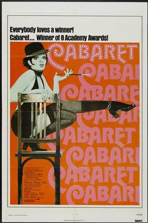 Cabaret - Movie Poster (thumbnail)
