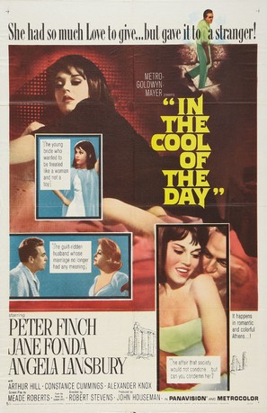 In the Cool of the Day - Movie Poster (thumbnail)