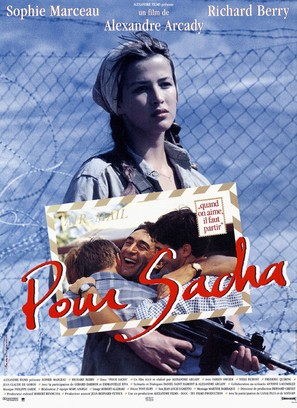 Pour Sacha - French Movie Poster (thumbnail)