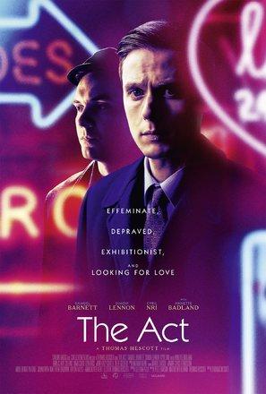 The Act - British Movie Poster (thumbnail)