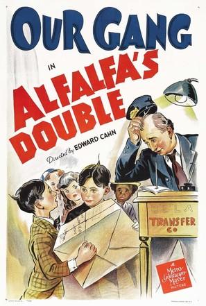 Alfalfa's Double - Movie Poster (thumbnail)