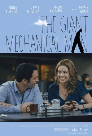 The Giant Mechanical Man - Movie Poster (thumbnail)