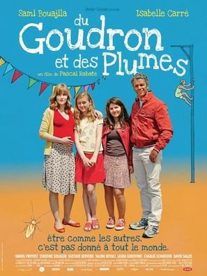 Du goudron et des plumes - French Movie Poster (thumbnail)