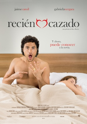 Recien cazado - Mexican Movie Poster (thumbnail)
