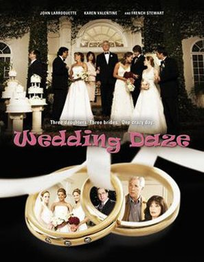 Wedding Daze - DVD cover (thumbnail)