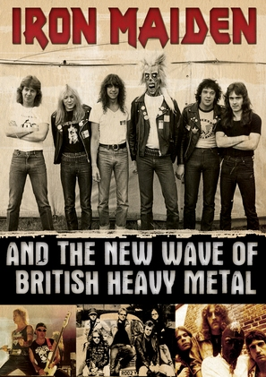 Iron Maiden and the New Wave of British Heavy Metal - British Movie Poster (thumbnail)
