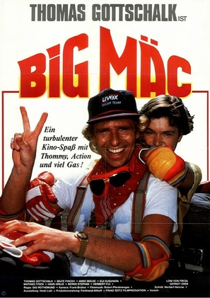 Big Mäc - German Movie Poster (thumbnail)