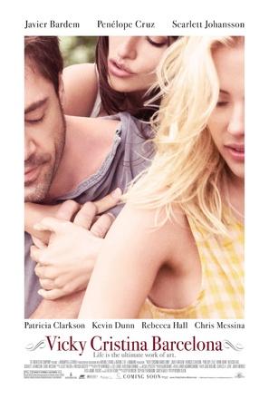 Vicky Cristina Barcelona - Movie Poster (thumbnail)