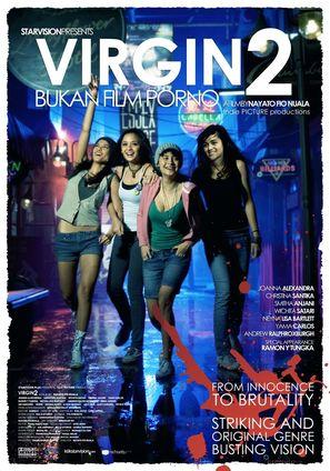 Virgin 2: Bukan film porno - Indonesian Movie Poster (thumbnail)