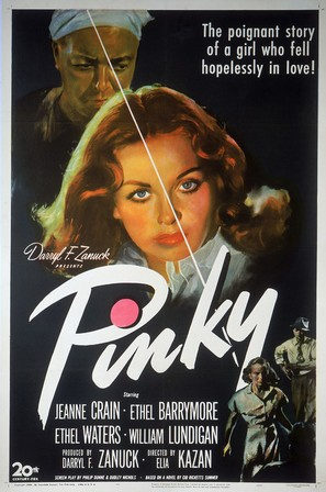 Pinky - Movie Poster (thumbnail)