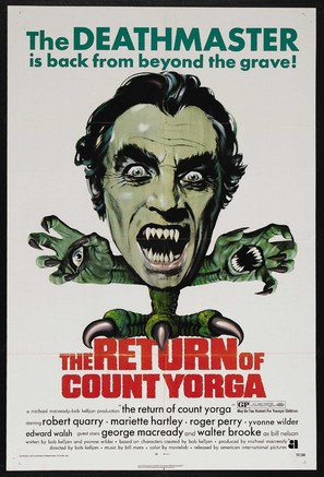 The Return of Count Yorga - Movie Poster (thumbnail)
