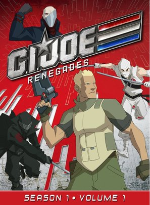 """G.I. Joe: Renegades"" - DVD movie cover (thumbnail)"