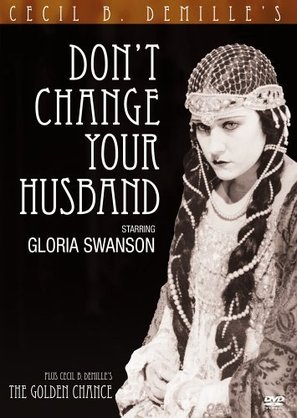 Don't Change Your Husband - Movie Cover (thumbnail)