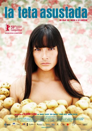 La teta asustada - Spanish Movie Poster (thumbnail)