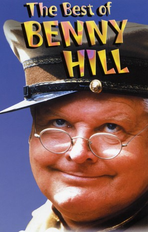 """""""The Benny Hill Show"""" - VHS movie cover (thumbnail)"""