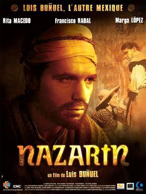 Nazarín - French Movie Poster (thumbnail)