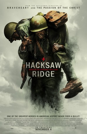 Hacksaw Ridge - Movie Poster (thumbnail)