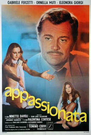 Appassionata - Italian Movie Poster (thumbnail)