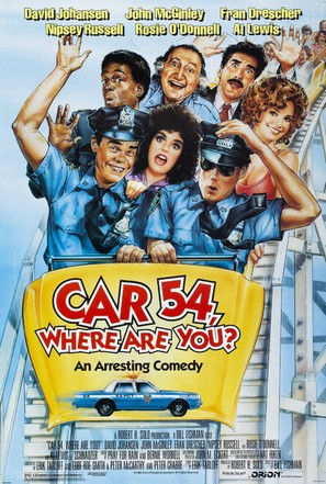 Car 54, Where Are You? - Movie Poster (thumbnail)