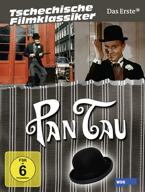 """Pan Tau"" - German Movie Cover (thumbnail)"