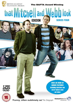 """""""That Mitchell and Webb Look"""" - British Movie Cover (thumbnail)"""