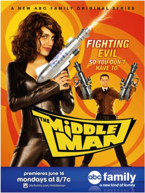 """""""The Middleman"""" - Movie Poster (thumbnail)"""