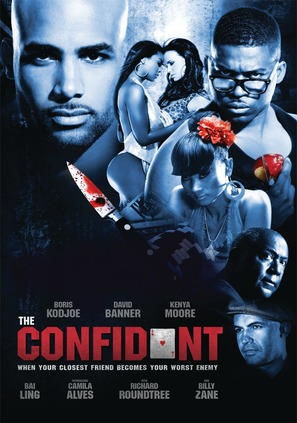 The Confidant - Movie Poster (thumbnail)
