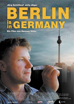 Berlin Is In Germany - German Movie Poster (thumbnail)