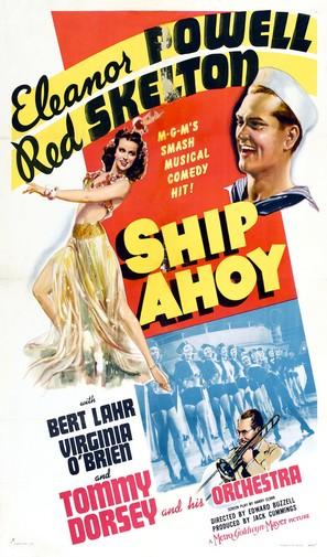 Ship Ahoy - Movie Poster (thumbnail)