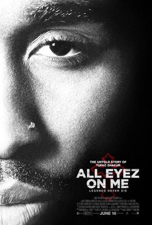 All Eyez on Me - Movie Poster (thumbnail)