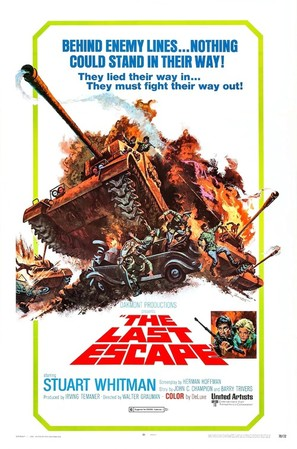 The Last Escape - Movie Poster (thumbnail)