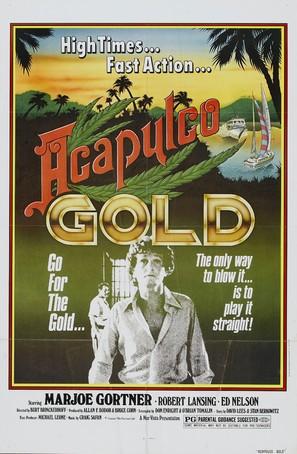 Acapulco Gold - Movie Poster (thumbnail)