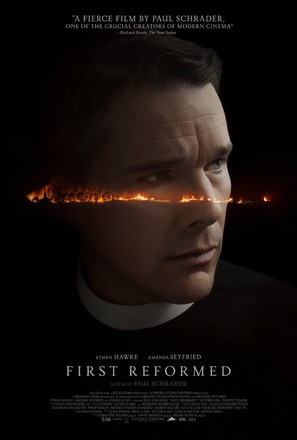 First Reformed - Movie Poster (thumbnail)