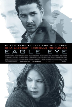 Eagle Eye - Movie Poster (thumbnail)