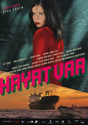 Hayat var - Turkish Movie Poster (thumbnail)