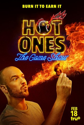 """Hot Ones: The Game Show"" - Movie Poster (thumbnail)"