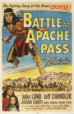 The Battle at Apache Pass - Movie Poster (thumbnail)