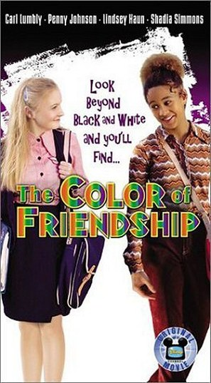 The Color of Friendship - Movie Cover (thumbnail)