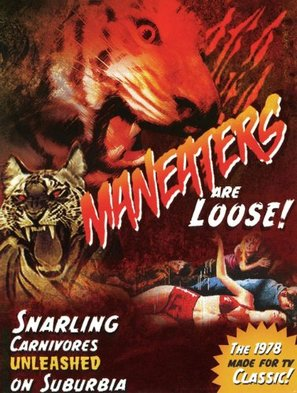 Maneaters Are Loose! - Movie Cover (thumbnail)