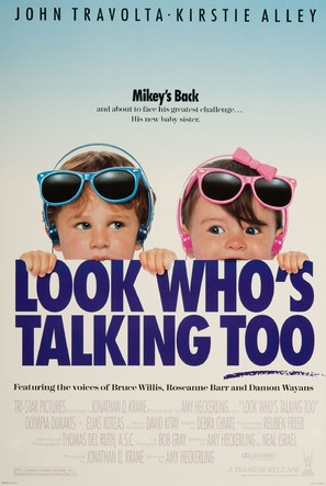 Look Who's Talking Too - Movie Poster (thumbnail)