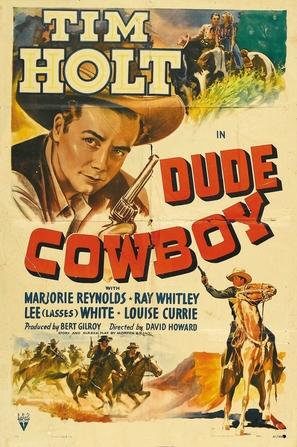Dude Cowboy - Movie Poster (thumbnail)