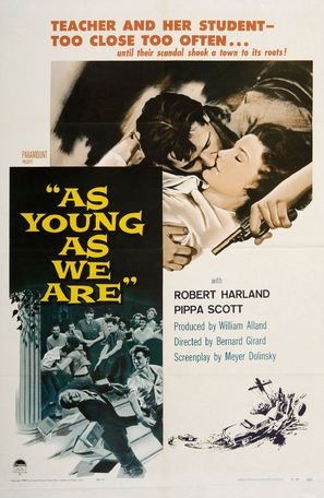 As Young as We Are - Movie Poster (thumbnail)