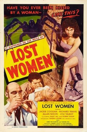 Mesa of Lost Women - Movie Poster (thumbnail)