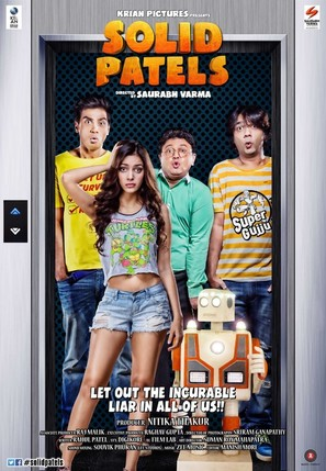 Solid Patels - Indian Movie Poster (thumbnail)