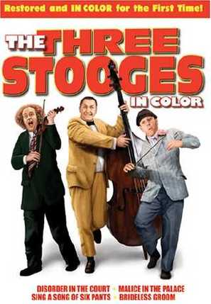 The Three Stooges - Movie Cover (thumbnail)