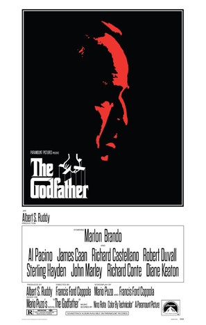 The Godfather - Movie Poster (thumbnail)