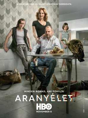 """Aranyélet"" - Hungarian Movie Poster (thumbnail)"