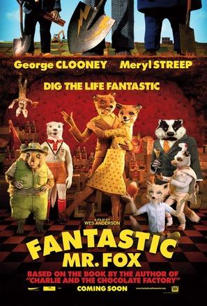 Fantastic Mr. Fox - Movie Poster (thumbnail)