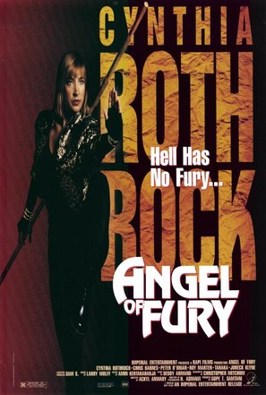 Angel of Fury - Movie Poster (thumbnail)