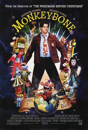 Monkeybone - Movie Poster (thumbnail)